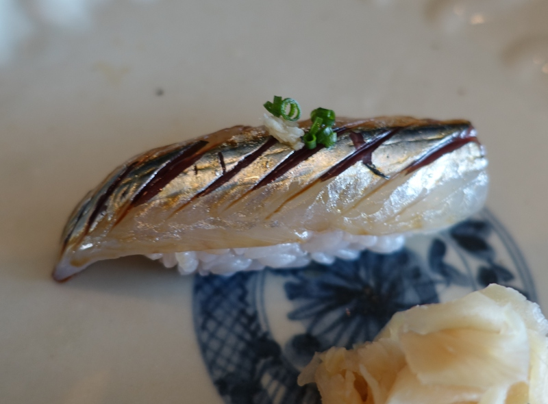 Sayori (Needlefish), Sushi Sora Review