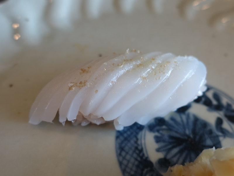 Squid, Sushi Sora Review