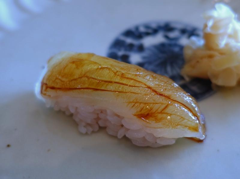 Flounder (Hirame) Sushi, Sushi Sora Review