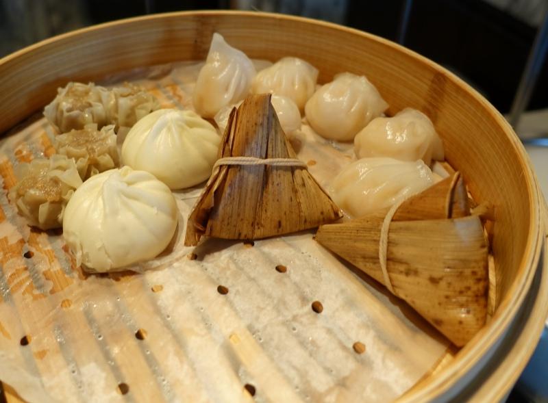 Dim Sum, Mandarin Oriental Tokyo Breakfast Buffet