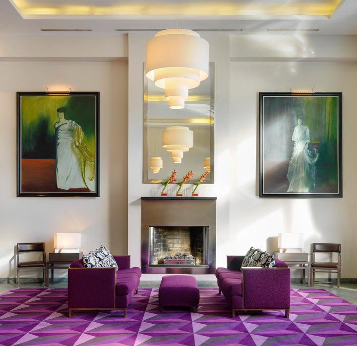 The Fitzwilliam Hotel, Dublin
