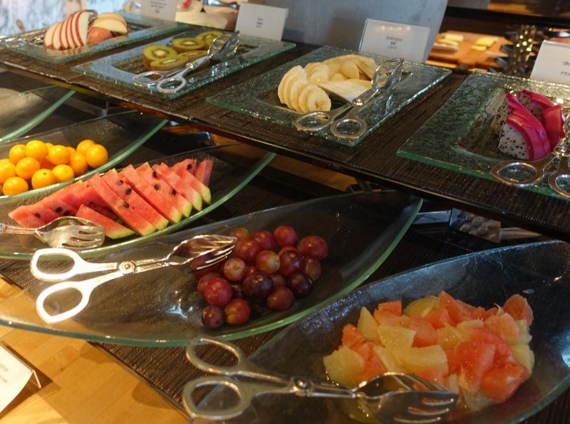 Fresh Fruit, Mandarin Oriental Tokyo Breakfast Buffet