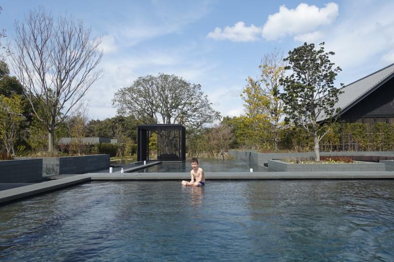 Amanemu Onsen Pools