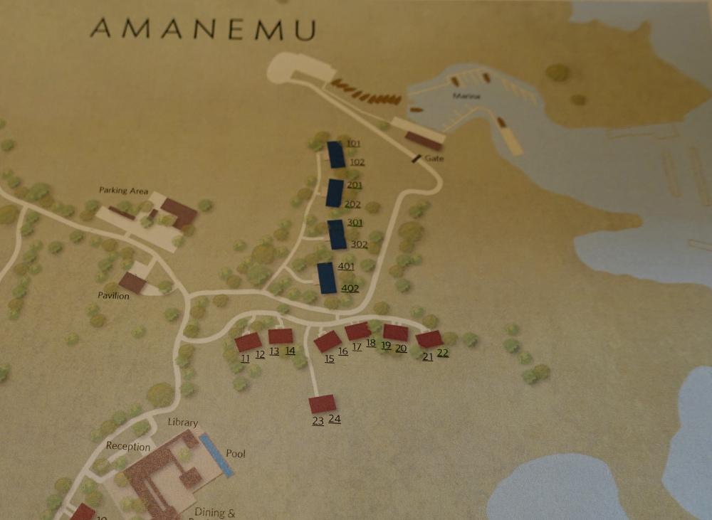 Amanemu Map