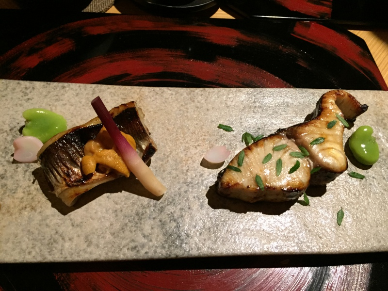 Barracuda, Uni and Spanish Mackerel, Amanemu