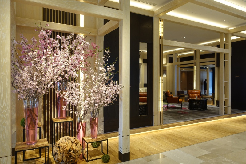 Four Seasons Kyoto Lobby