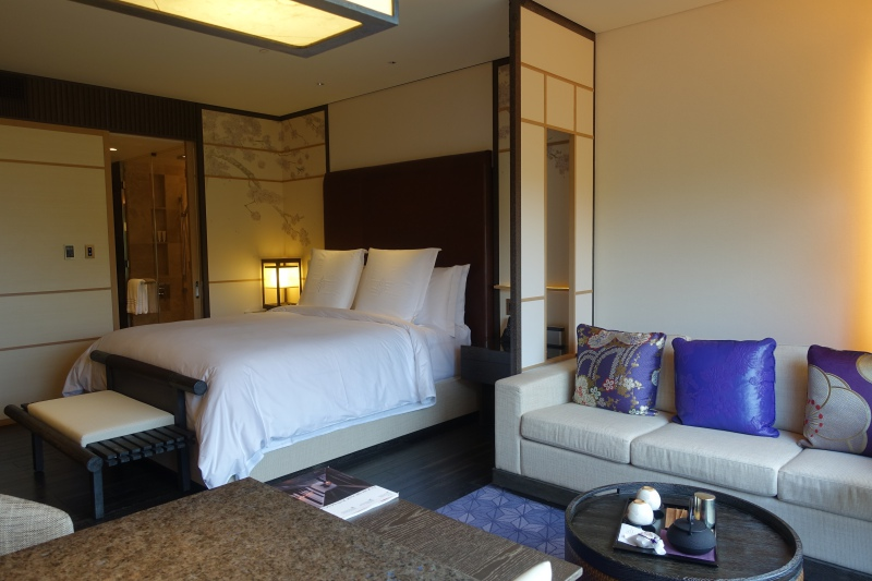 Four Seasons Room, Four Seasons Kyoto Review