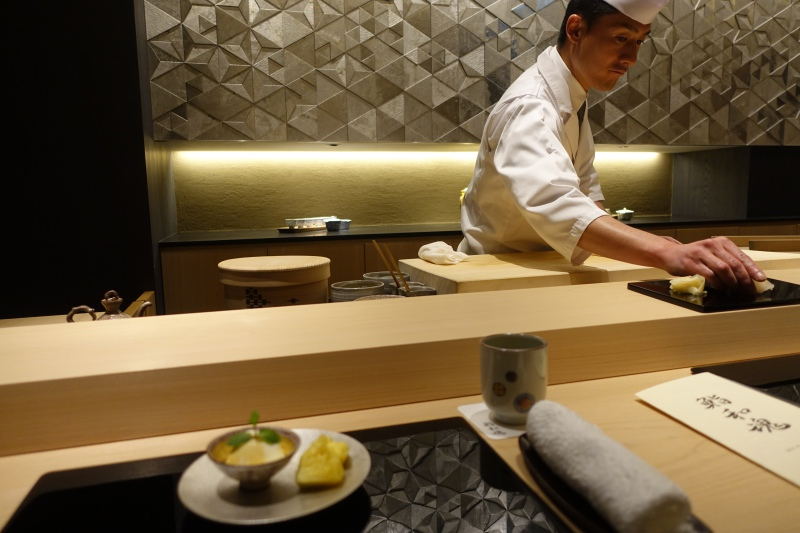 Sushi Wakon Kyoto Review