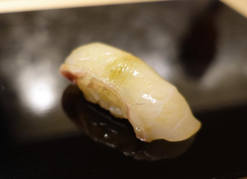 Flounder (Hirame), Sushi Wakon Review