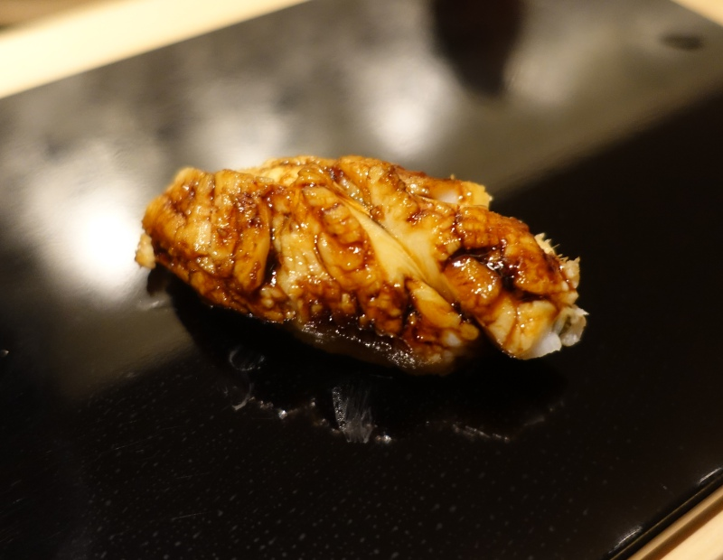 Anago (Sea Eel), Sushi Wakon Review