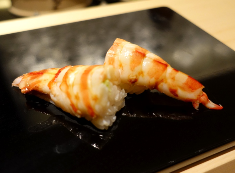 Tiger Prawn, Sushi Wakon Review