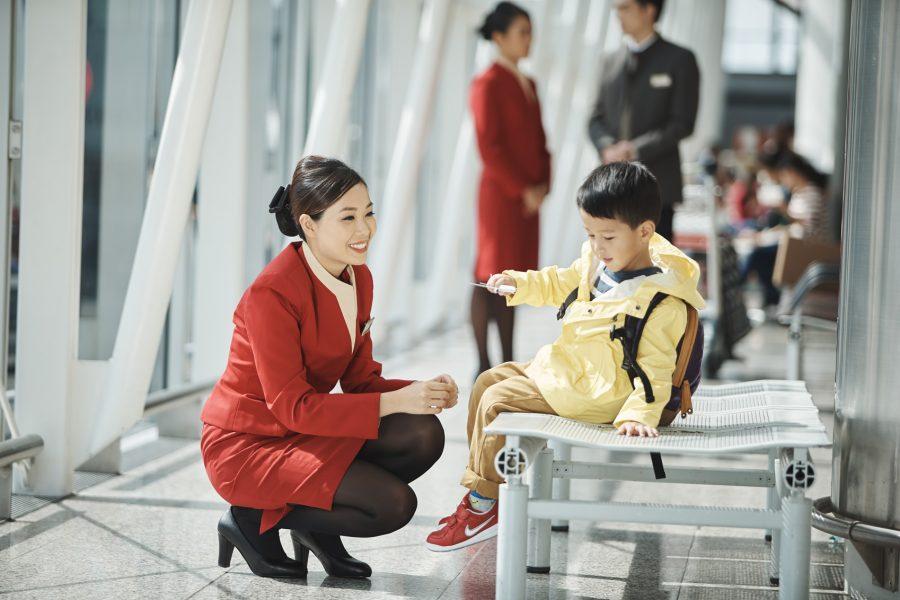 Unaccompanied Minors: 5 Best International Airlines