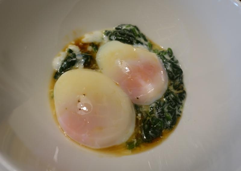 Truffle Onsen Egg, Four Seasons Kyoto Breakfast Review