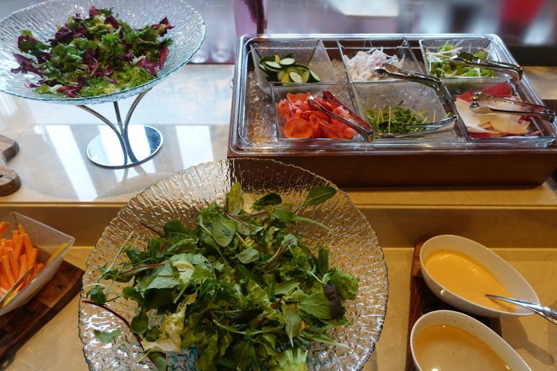 Salad, Four Seasons Kyoto Breakfast Buffet