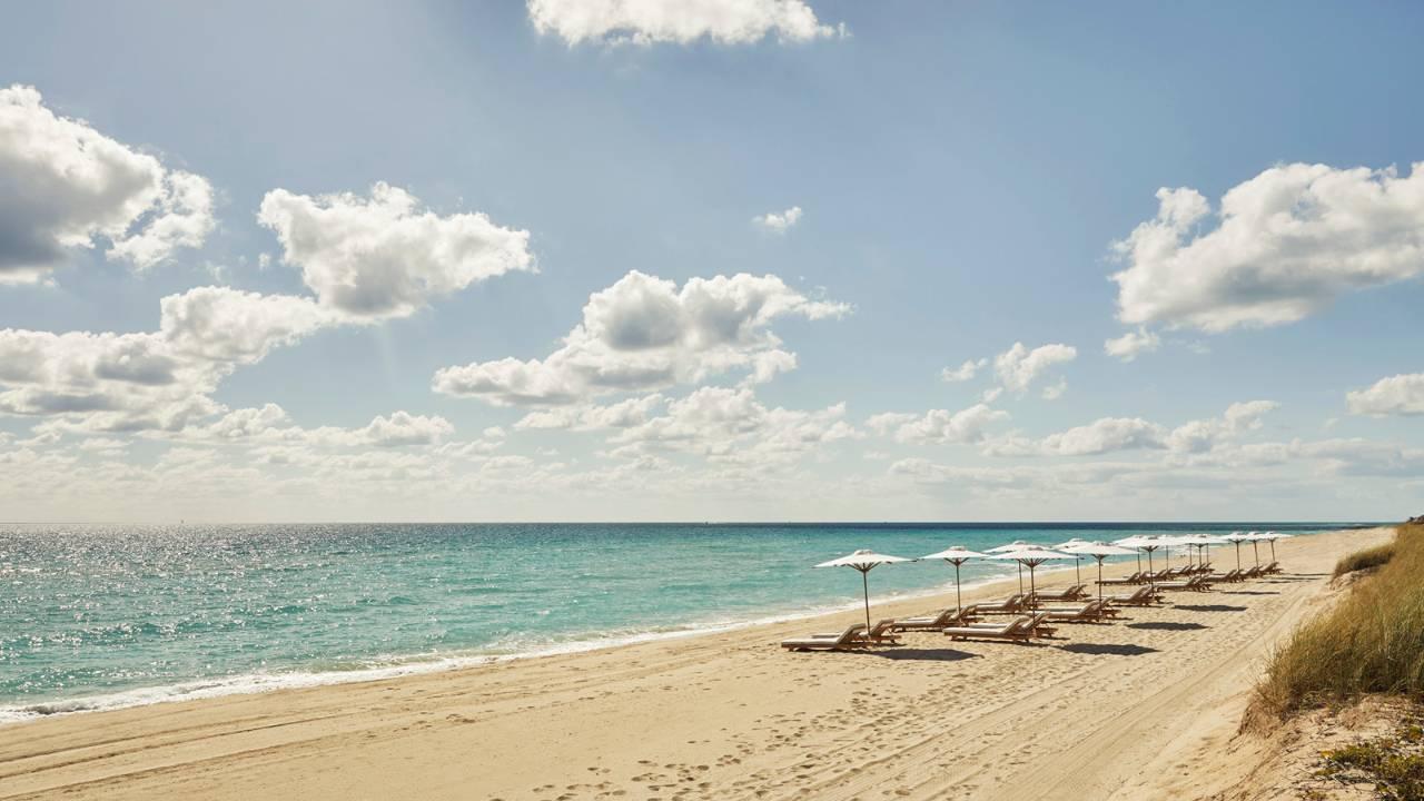 New Four Seasons Hotels: Surfside, Kuwait, Tunis, Sao Paulo, Seychelles