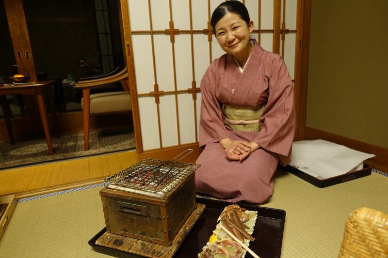 Nishimuraya Honkan Room Attendant