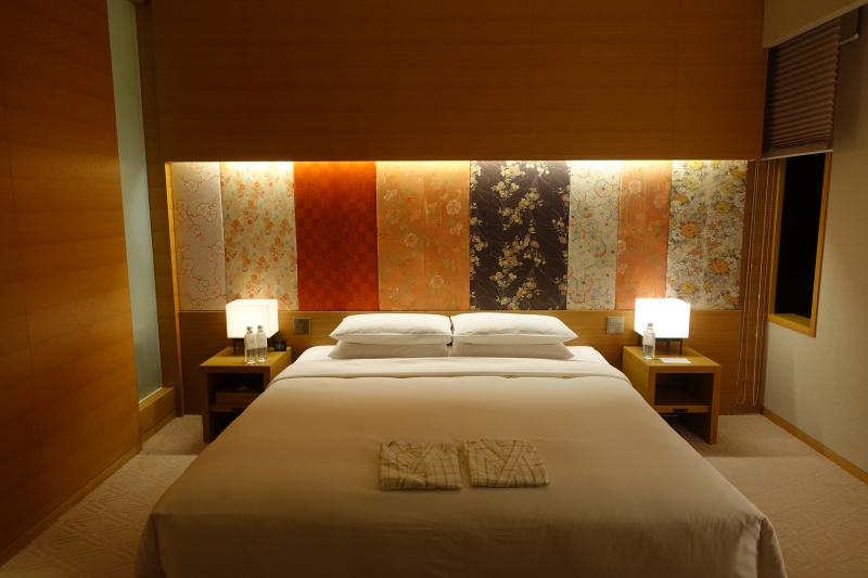 King Room, Hyatt Regency Kyoto Review