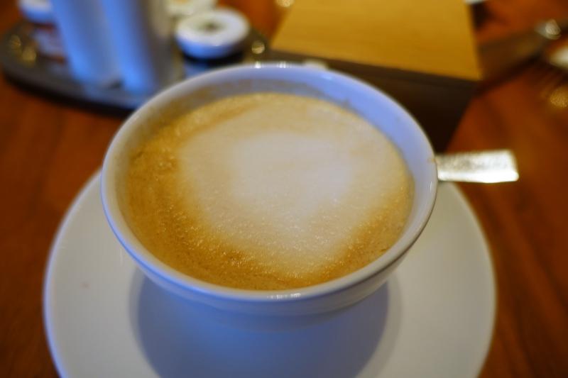 Cappuccino, Hyatt Regency Kyoto Breakfast Review