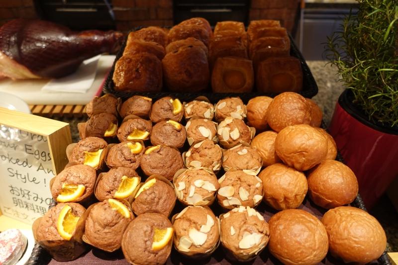 Pastries, Hyatt Regency Kyoto Breakfast Review
