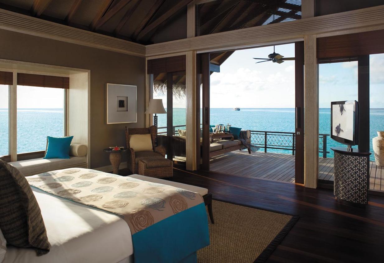 Shangri-La Maldives: Book a Deluxe Pool Villa, Upgrade to Water Villa