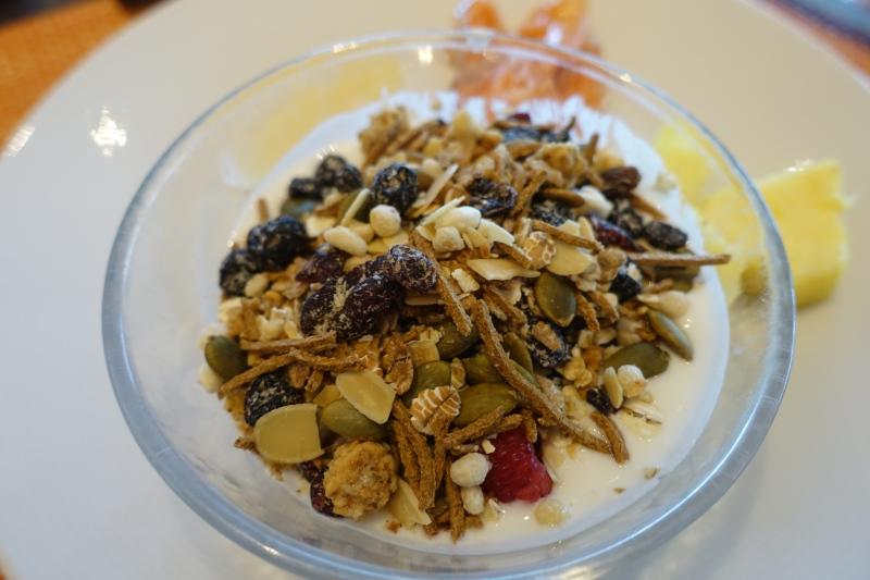 Yogurt with Granola, Four Seasons Tokyo