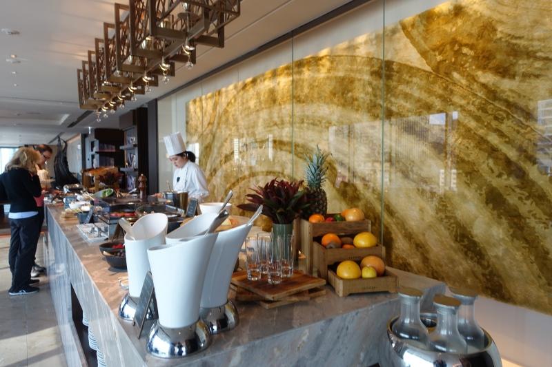 Four Seasons Tokyo Breakfast Buffet at Motif Restaurant