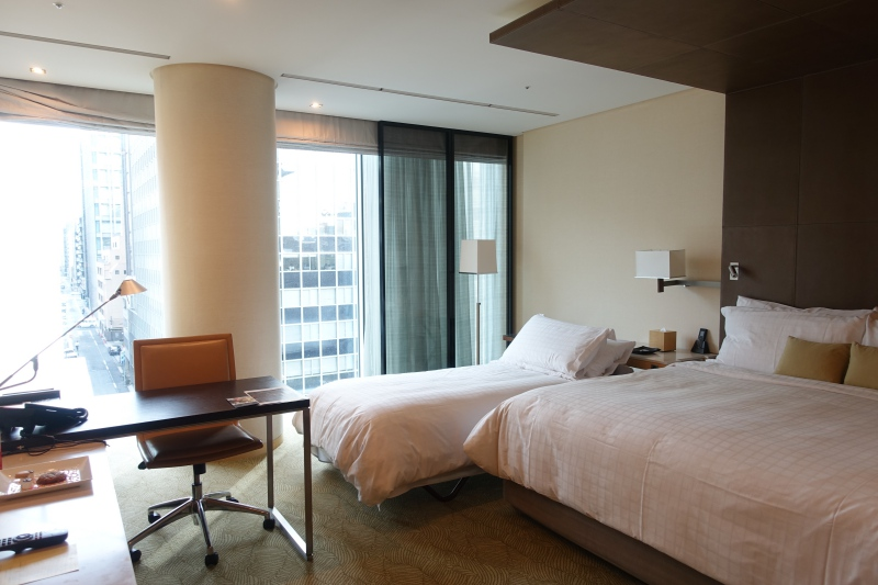 Deluxe Room, Four Seasons Tokyo Review