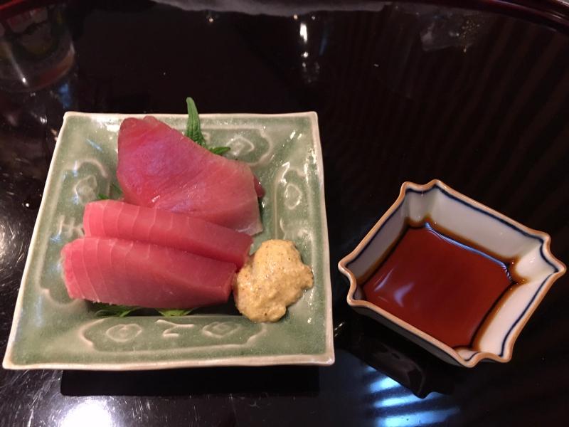 Tuna, Nishi-Azabu Kikuchi Tokyo Review
