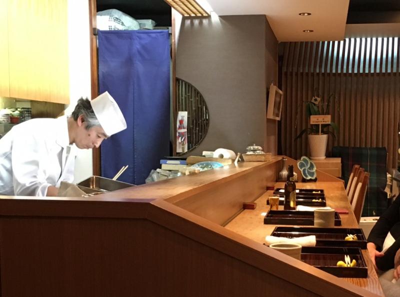 Kikuchi Tokyo Review, 2 Michelin Stars
