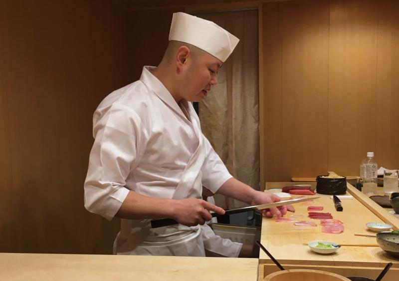 Sushi Iwa Tokyo Review, 1 Michelin Star