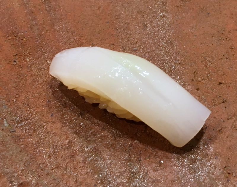 Ika (Squid), Sushi Iwa Review