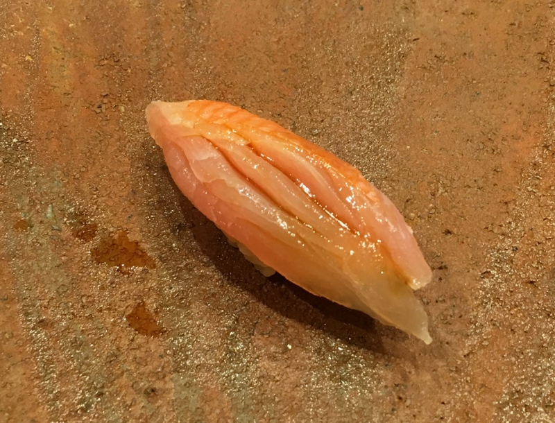 Red Snapper, Sushi Iwa Review