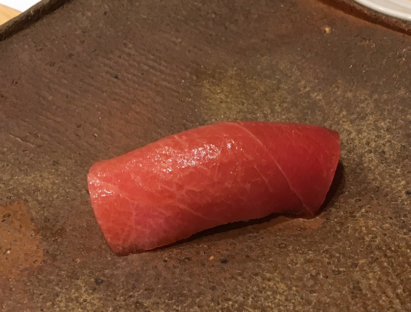 Chu-Toro (Medium Fatty Tuna), Sushi Iwa Review