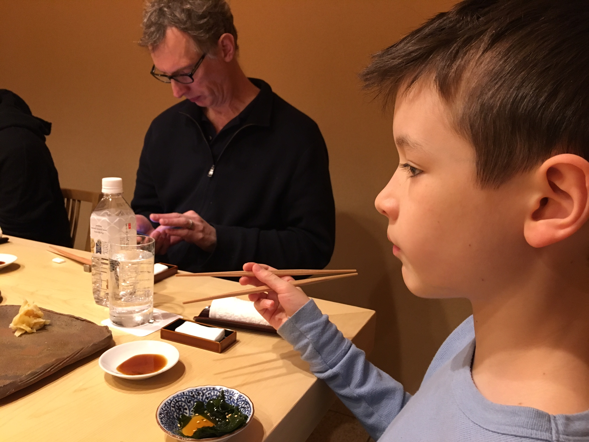 Sushi Iwa Tokyo Review: Hungry for Lunch