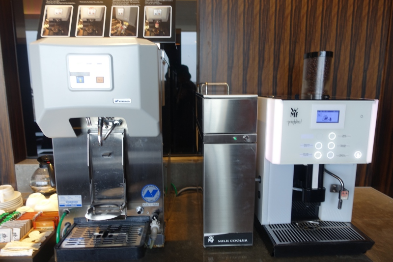 Beer Machine and Coffee Machine