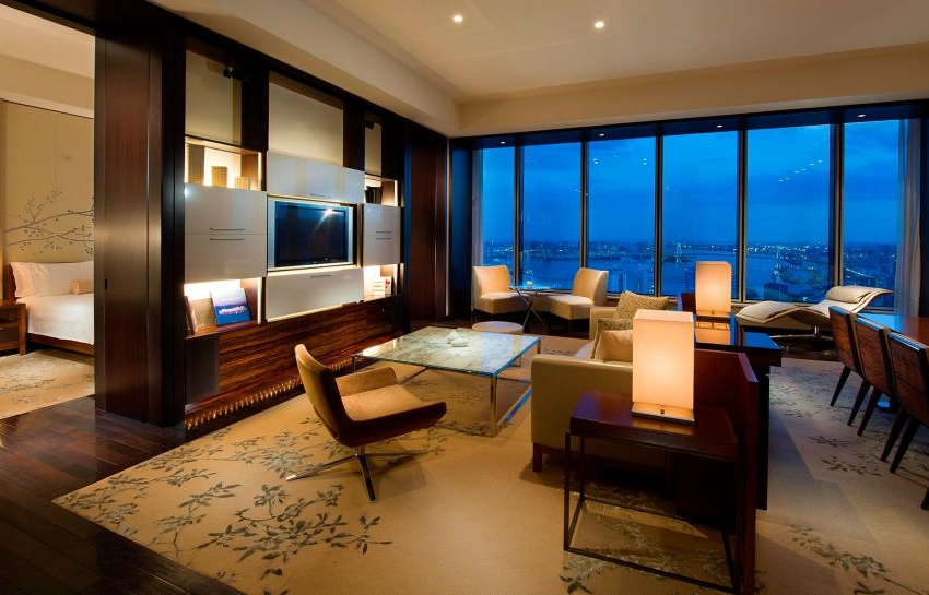 Book the Conrad Tokyo with Travel Leaders Select Benefits