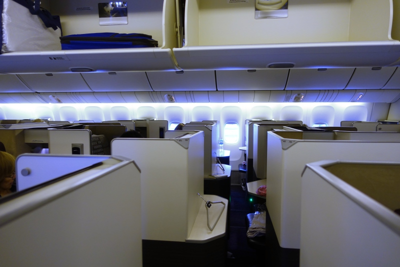 JAL Sky Suite Business Class Cabin, 777-300ER Review