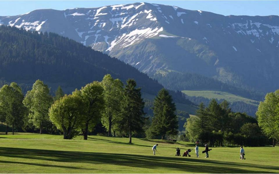 Mont d'Arbois Golf Course Will Also be Run by Four Seasons