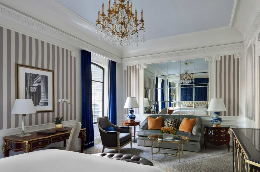 St. Regis New York: 3rd Night Free