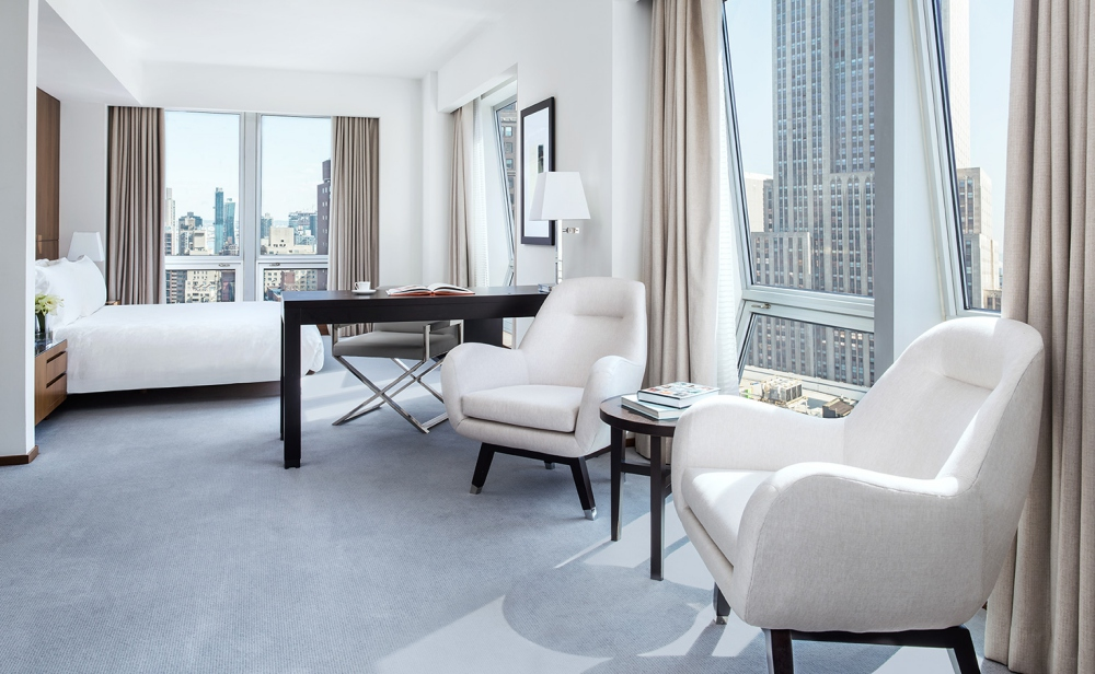 Langham Place Fifth Avenue: 3rd Night Free