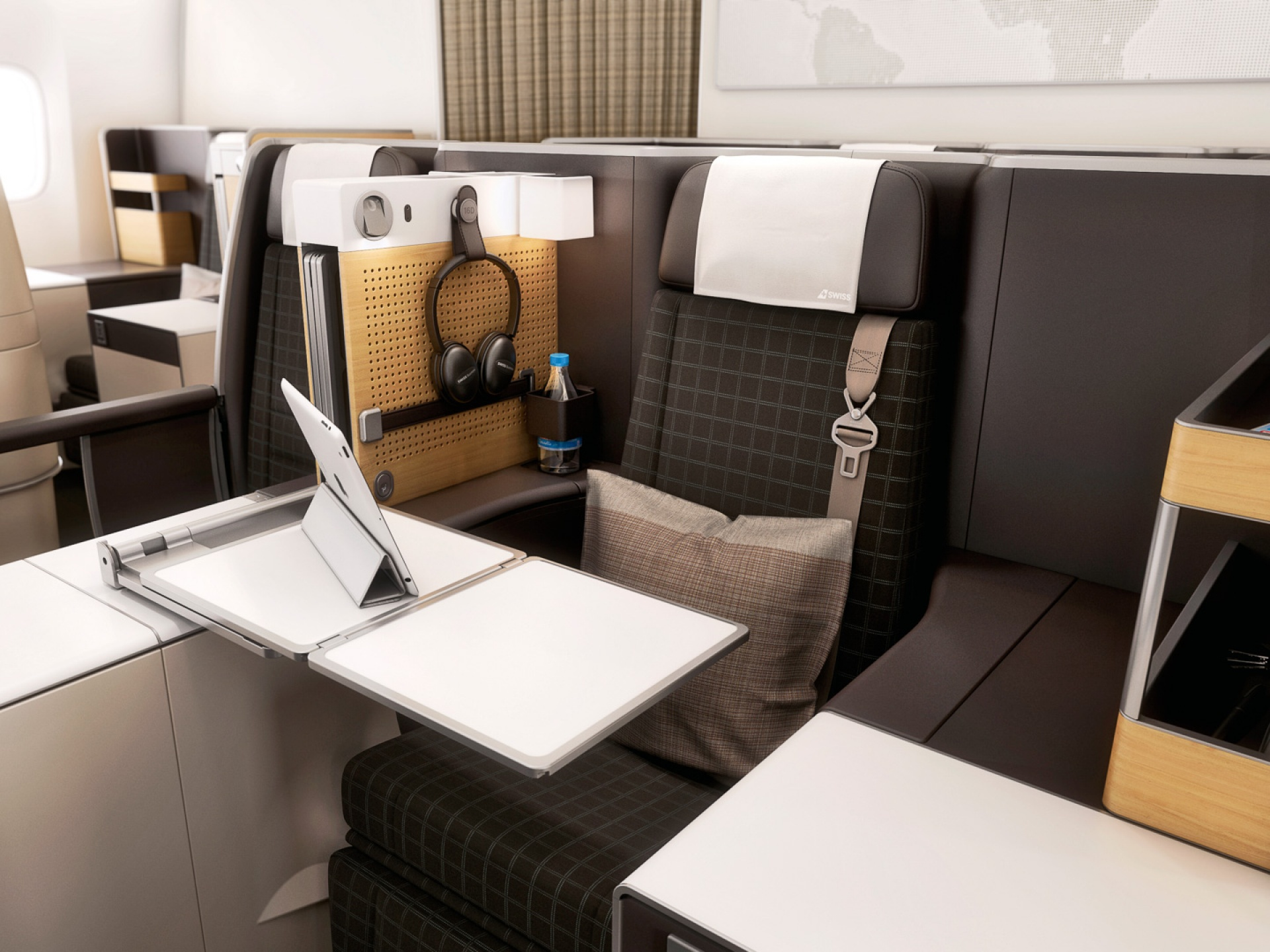 Swiss Business Class: Pay $149-$199 to Select a Good Seat