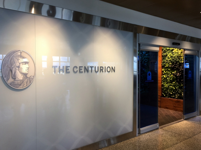 Review: Expanded AMEX Centurion Lounge Seattle Airport