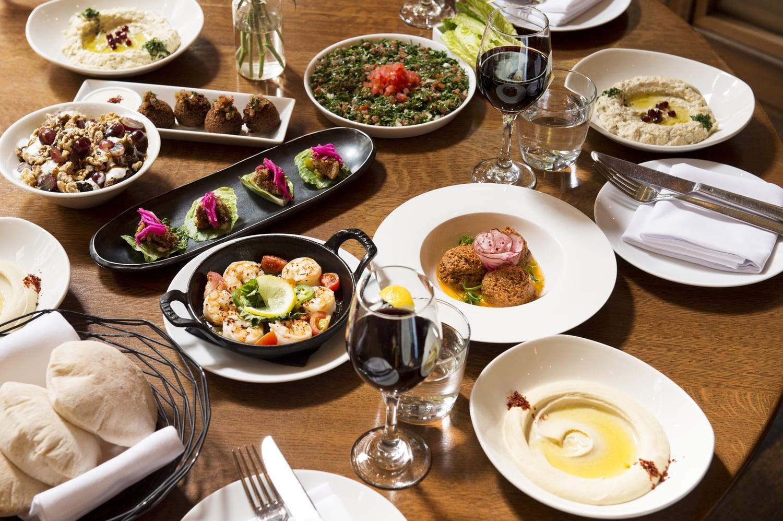 ilili Restaurant, NYC (Lebanese Cuisine)