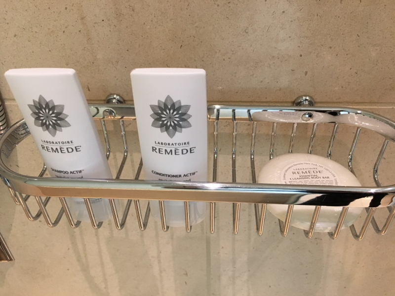 Remede Bath Products, St. Regis San Francisco Review