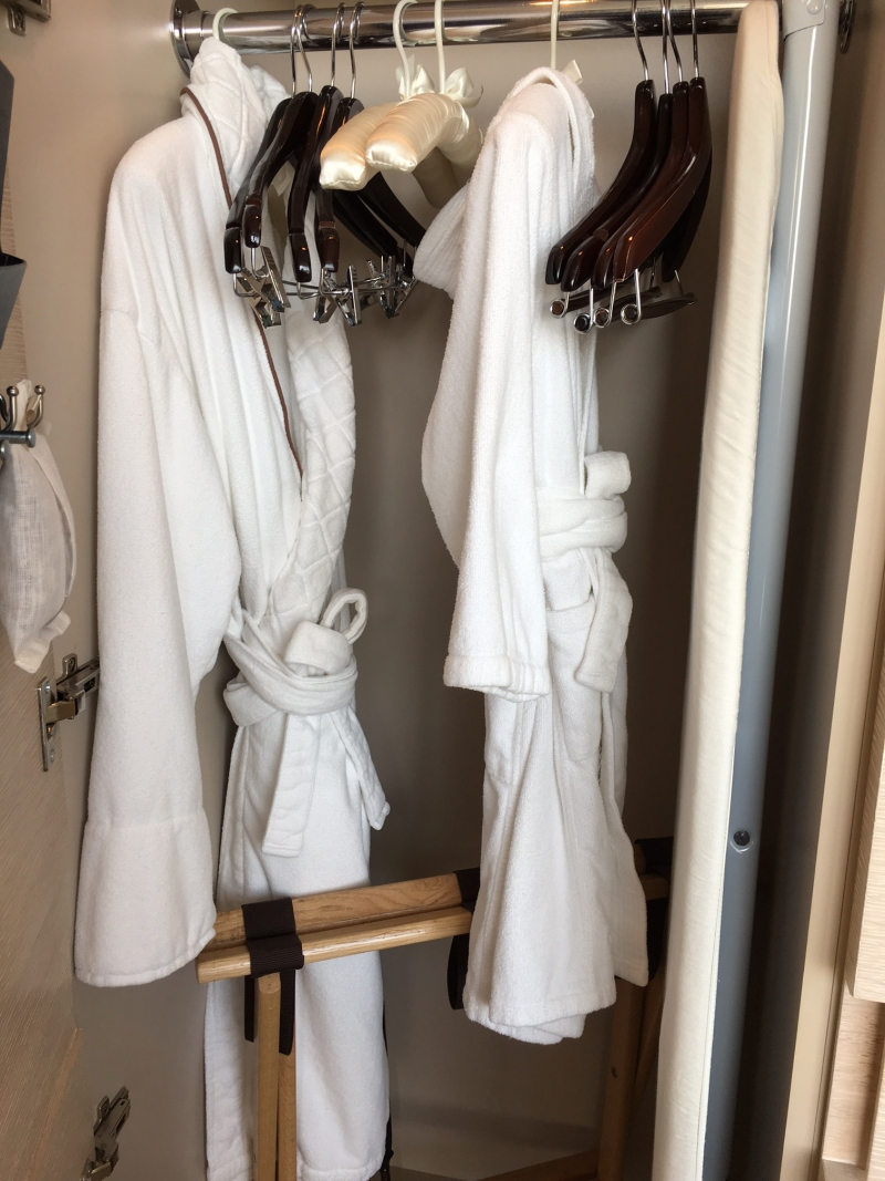 St. Regis San Francisco Bathrobes