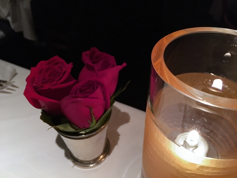 Roses and Candlelight, Gary Danko Review