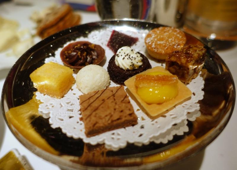 Mignardises, Restaurant Gary Danko Review