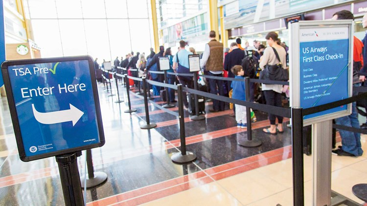 TSA PreCheck Exempt From New TSA Screening Procedures