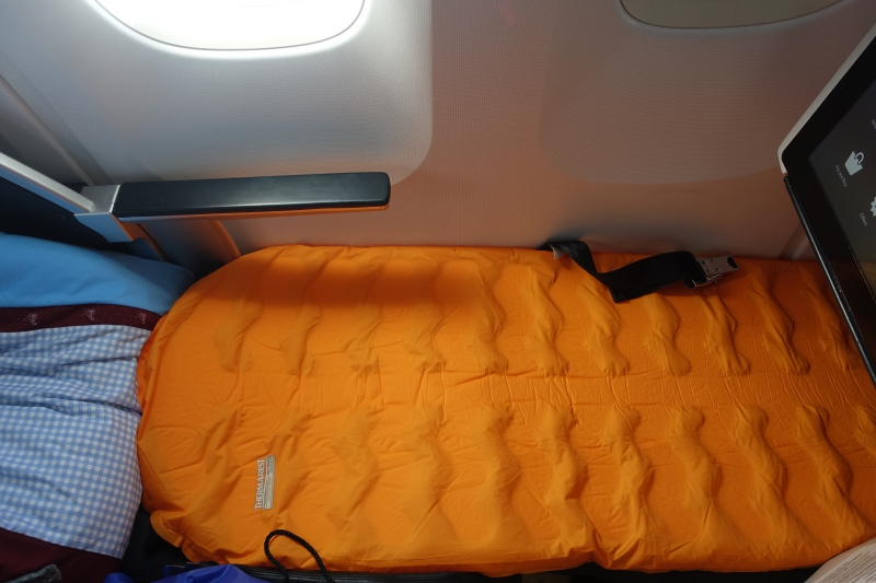 Review: Therm-a-Rest Portable Mattress Pad