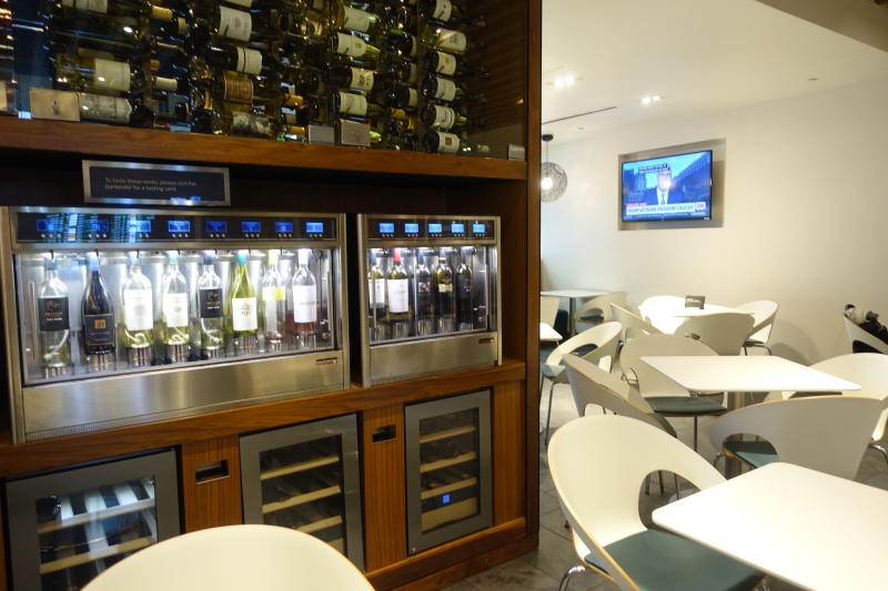 AMEX Centurion Lounge SFO 2017 Review-Dining Room